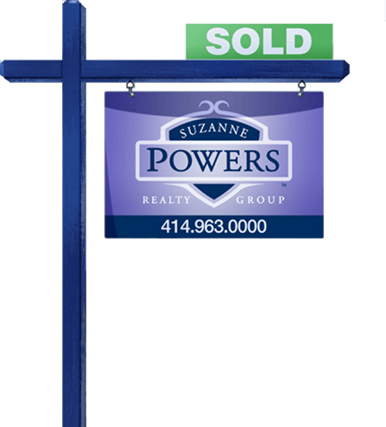 Sold Sign - Powers Realty Group