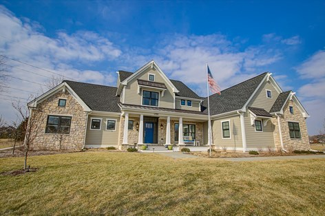 11405 N Creekside CT Mequon, Wisconsin 53092